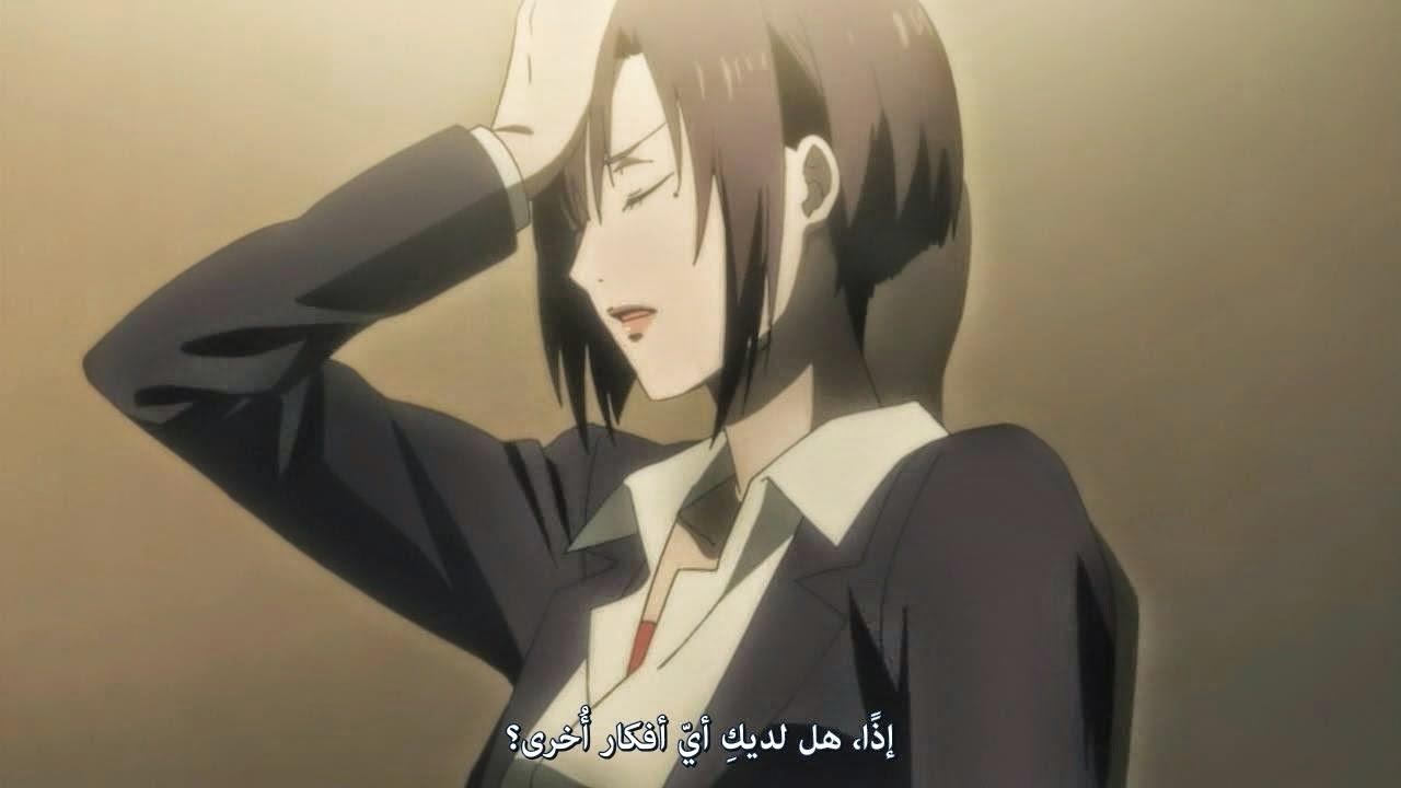 جميع حلقات الموسم الثاني من Psycho Pass 2 مترجم عربي